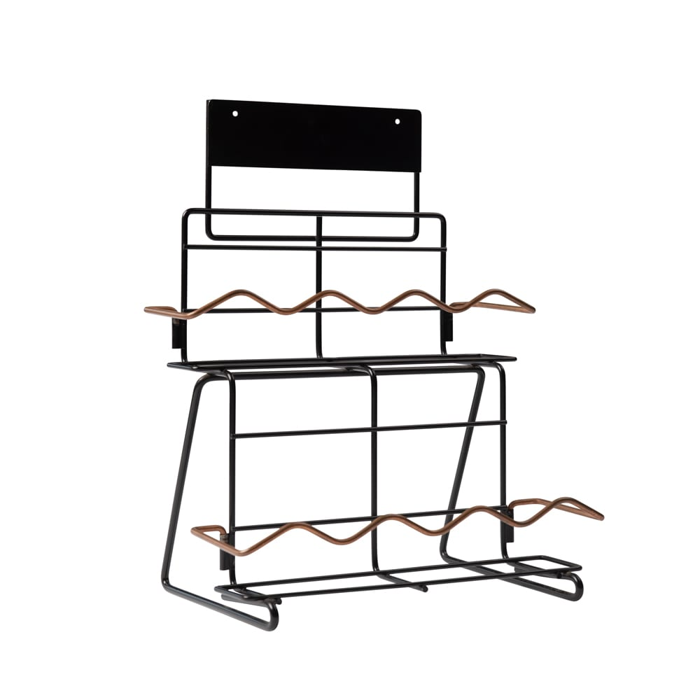 Counter-Display-2-Tier-Black-Bronze