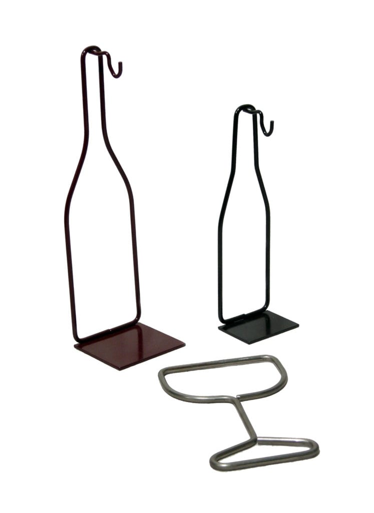 wire form bottle